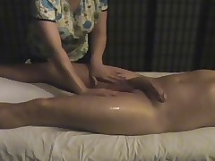 Hidden camera girl gets orgasm massage think, that